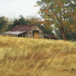 Barn with Shed
